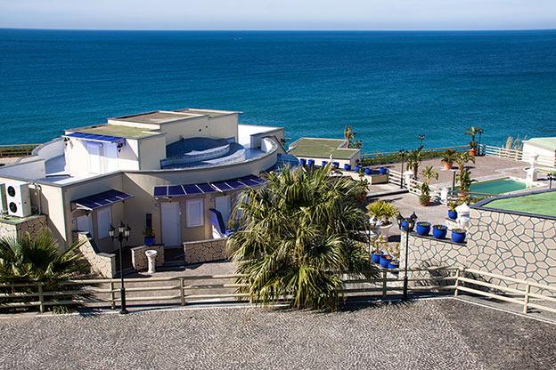 Casthotels Park Hotel Baia Delle Sirene Forio Ischia