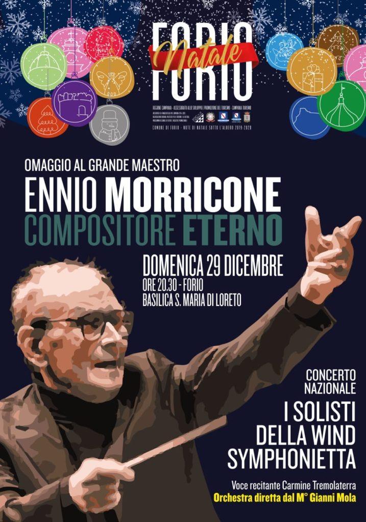 Concerto in Omaggio a Ennio Morricone a Forio