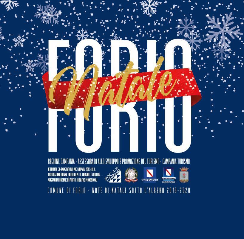 Calendario Eventi di Natale a Forio Ischia